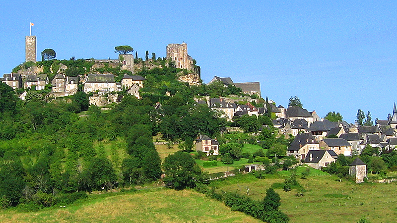 La cité de Turenne / The city of Turenne